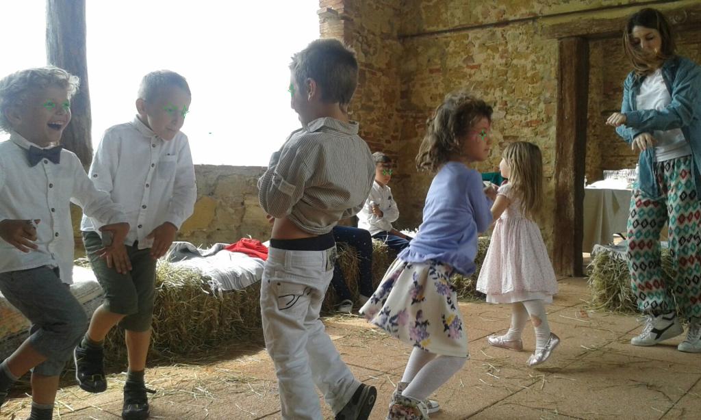 bambini festa